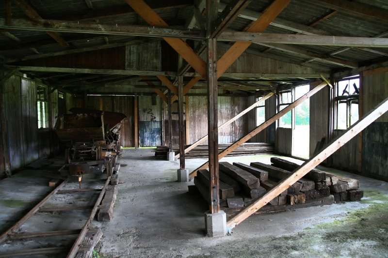 Im Torfbahnhof