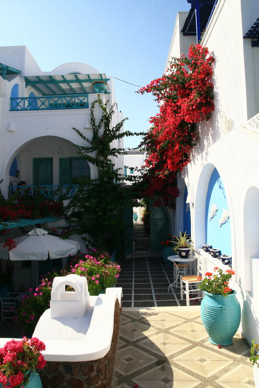 Hotel in Perissa: Anastasia Princess